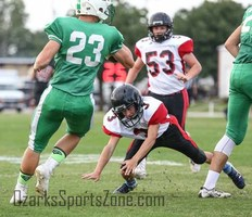 Eagles Football Defense Shines in Jamboree